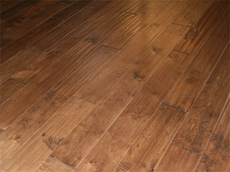 hardwood flooring handscraped maple floors multilayer distressed hardwood maple floor mocha